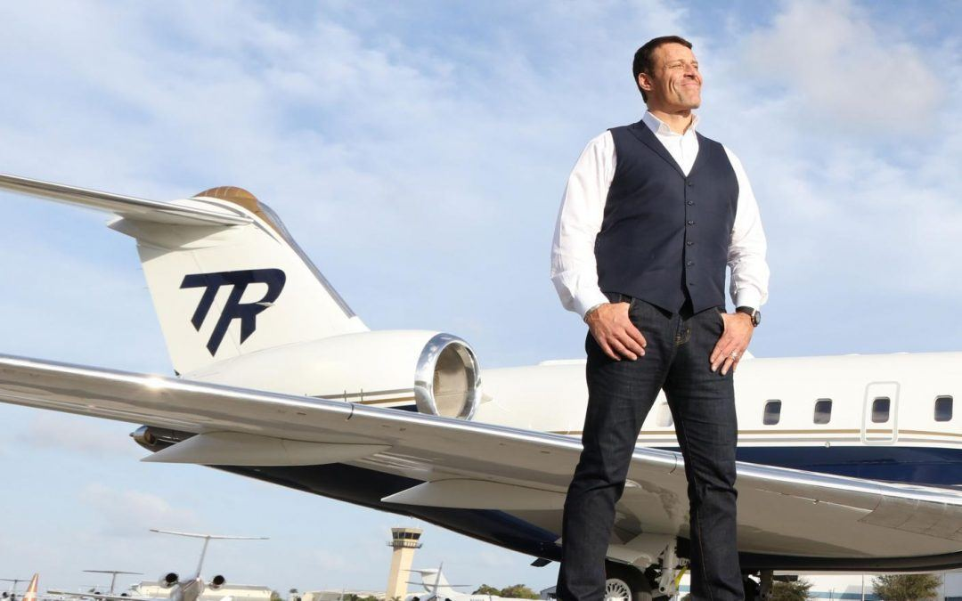 10 Business Tips from Tony Robbins
