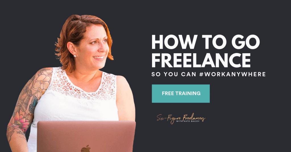 How do you become a successful freelancer? 1